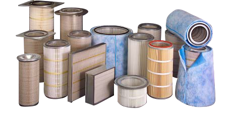 Dust Collector Filters | Industrial Cartridge Filters